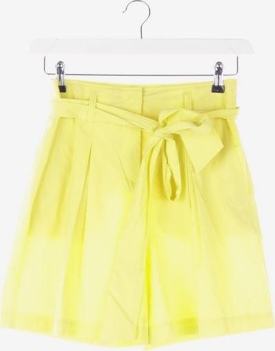 Marc Cain Bermuda / Shorts in XS in gelb, Produktansicht