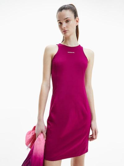 Calvin Klein Jeans Kleid in lila, Modelansicht