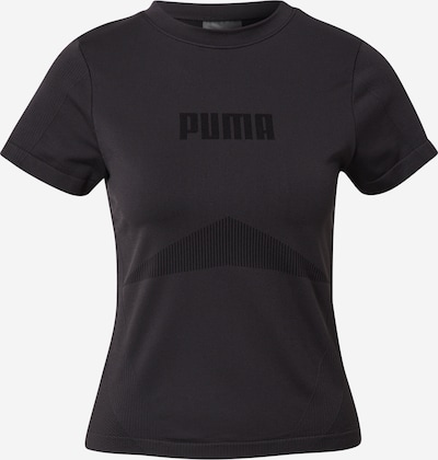 PUMA Toiminnallinen paita värissä musta, Tuotenäkymä