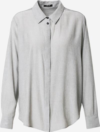 OPUS Bluse 'Forela' in grau, Produktansicht