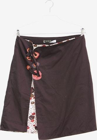 Skunkfunk Skirt in M in Brown