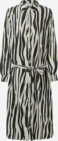 Neo Noir Kleid 'Bristol' in schwarz / weiß, Produktansicht