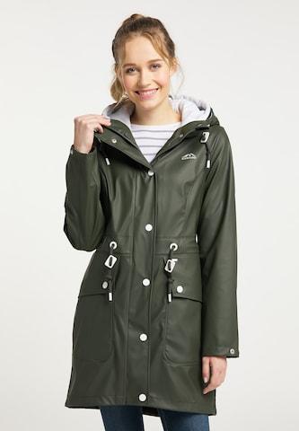 Manteau fonctionnel ICEBOUND en vert