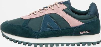 ASFVLT Sneaker 'CHASE' in grün, Produktansicht
