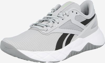 REEBOK Sportschuh 'Nanoflex TR' in grau / schwarz, Produktansicht