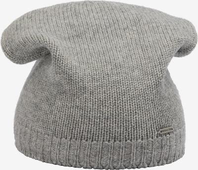 DreiMaster Klassik Mütze in grau, Produktansicht
