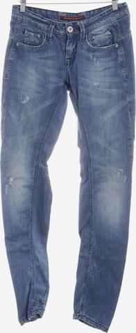 CIPO & BAXX Slim Jeans in 27-28 in Blau