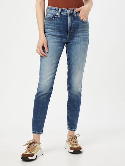 Lauren Ralph Lauren Jeans in blue denim, Modelansicht