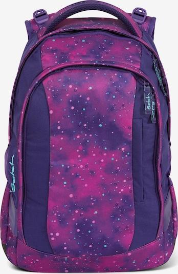 Satch sleek Schulrucksack 45 cm in pink, Produktansicht
