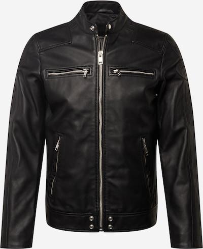 DIESEL Tussenjas in de kleur Zwart, Productweergave