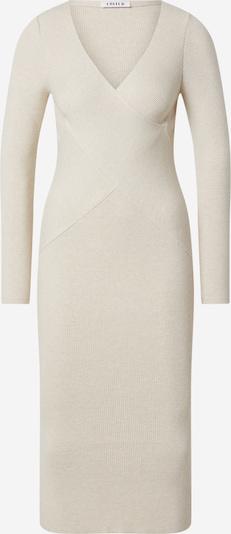 EDITED Kleid 'Poppy' in beige, Produktansicht