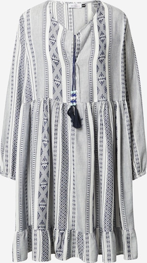 Zwillingsherz Robe 'Nala' en bleu marine / blanc, Vue avec produit