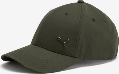 PUMA Cap in khaki, Produktansicht