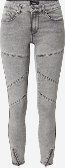 ONLY Jean 'ROYAL' en gris denim, Vue avec produit