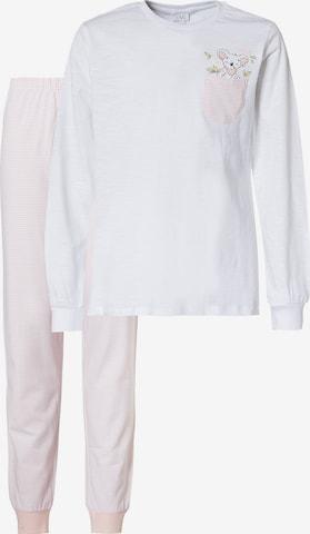 OVS Schlafanzug in Pink