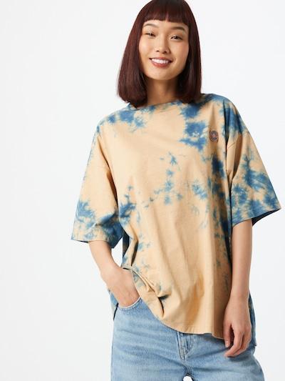 Damson Madder Majica u boja devine dlake (camel) / plava, Prikaz modela