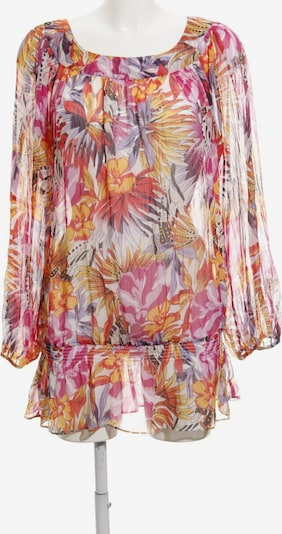 APART Blouse & Tunic in S in Light purple / Orange / Magenta: Frontal view