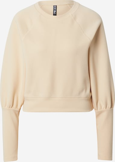 PIECES Sweatshirt in de kleur Beige, Productweergave