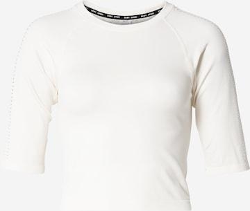 DKNY Performance Funksjonsskjorte i beige