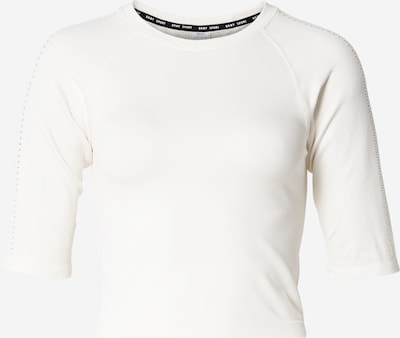DKNY Performance Sportshirt in beige / schwarz, Produktansicht