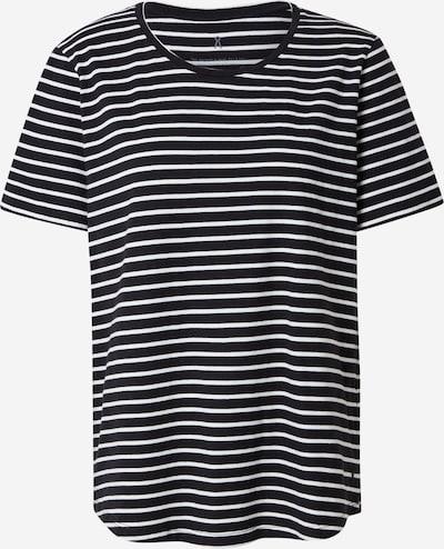ARMEDANGELS T-Krekls 'MINA', krāsa - melns / balts, Preces skats