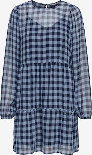 ONLY Kleid 'Gertrude' in blau / weiß, Produktansicht