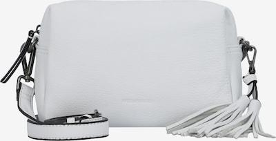 Rankinė su ilgu dirželiu 'Puk' iš FREDsBRUDER, spalva – juoda / balta, Prekių apžvalga