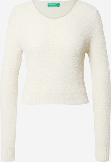 UNITED COLORS OF BENETTON Pullover in beige, Produktansicht