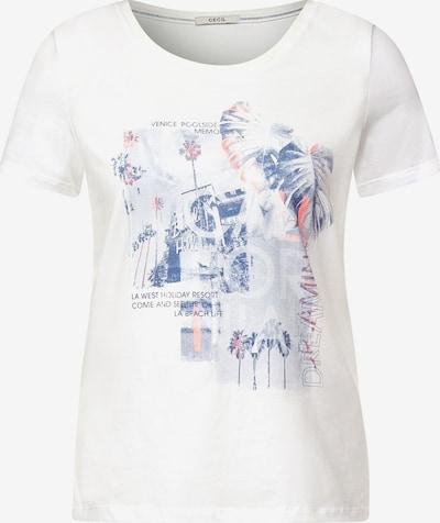 CECIL Tričko - bílá, Produkt