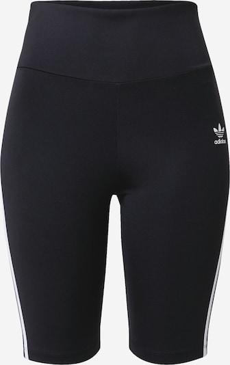 ADIDAS ORIGINALS Leggings en noir, Vue avec produit