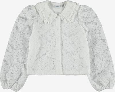NAME IT Blouse in de kleur Wit, Productweergave