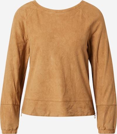s.Oliver Sweatshirt in hellbraun, Produktansicht