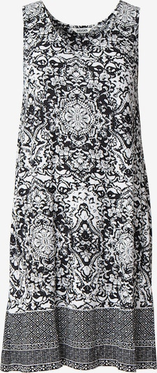 Rochie de vară 'Danylynn' Indiska pe negru / alb, Vizualizare produs