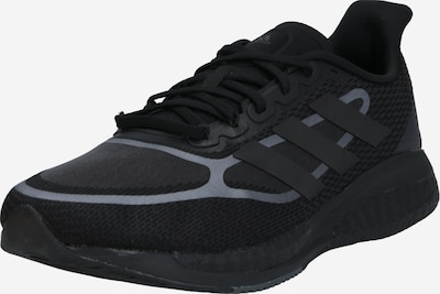 ADIDAS PERFORMANCE Zapatillas de running 'Supernova' en negro / plata, Vista del producto