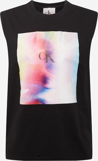 Calvin Klein Jeans Tričko 'PRIDE' - mix barev / černá, Produkt