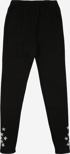 Kelnės iš GAP , spalva - juoda / Sidabras: Vaizdas iš priekio