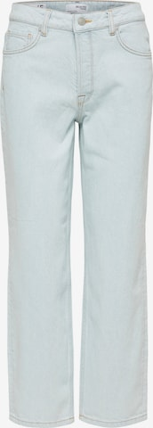SELECTED FEMME Jeans 'Kate' in Blauw
