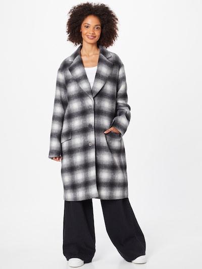 JOOP! Mantel 'Charol' in schwarz / weiß, Modelansicht