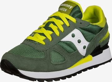 saucony Sneakers 'Shadow Original' in Green