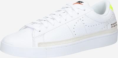 Nike Sportswear Nízke tenisky 'Blazer X' - krémová / neónovo žltá / biela, Produkt