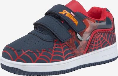 DISNEY Sneaker in navy / gelb / rot, Produktansicht