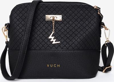 Vuch Handtasche in schwarz, Produktansicht