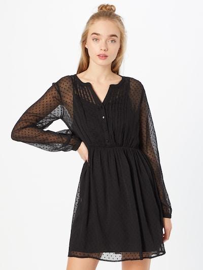ABOUT YOU Kleid 'Danika' in schwarz, Modelansicht