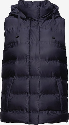 Esprit Collection Weste in dunkelblau, Produktansicht