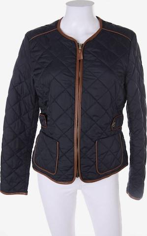Massimo Dutti Jacket & Coat in L in Blue