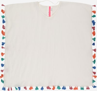 Seafolly Blouse 'Summer Essentials' in de kleur Wit, Productweergave