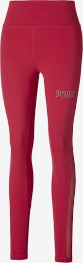 PUMA Pantalon de sport 'Active' en pitaya / argent, Vue avec produit
