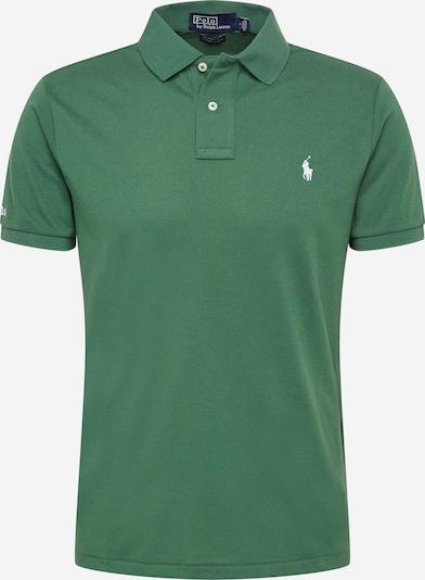 POLO RALPH LAUREN Tričko - zelená / biela, Produkt