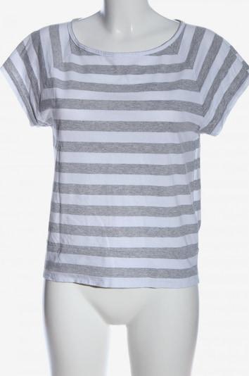 ADIDAS NEO Strickshirt in S in hellgrau / weiß, Produktansicht