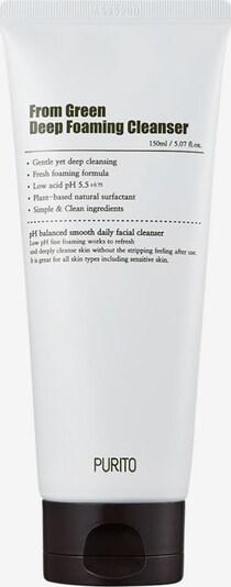 Purito Reinigungsschaum 'From Green Deep' in weiß, Produktansicht